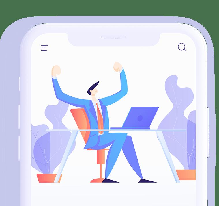 career-coaching-session-illustration
